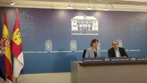 """Guarinos: """"Somos la única Diputación que está afrontando un plan de ahorro y eficiencia energética con fondos propios"""""""