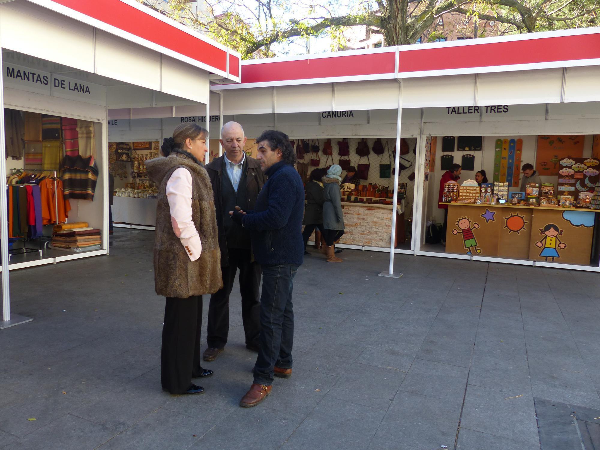 Guarinos anima a visitar y a adquirir productos artesanos para estas fiestas navideñas