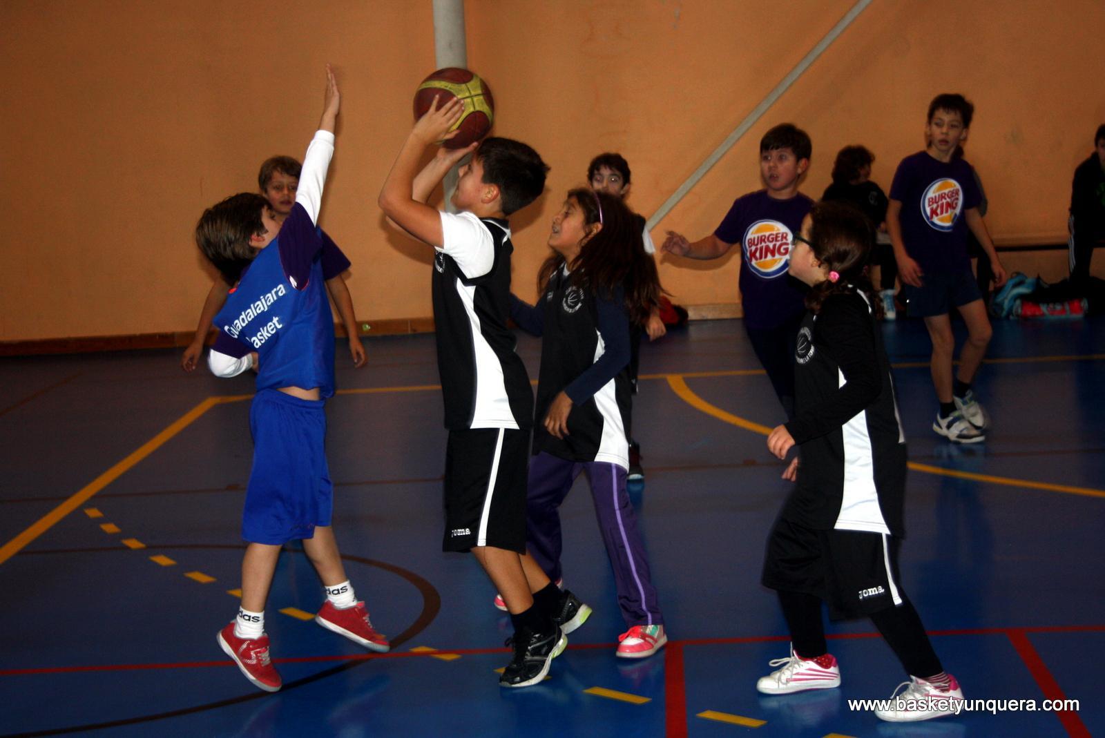 Celebrada la 3ª Jornada de la Liga Benjamín y Prebenjamín de Baloncesto 'Dama de la Campiña