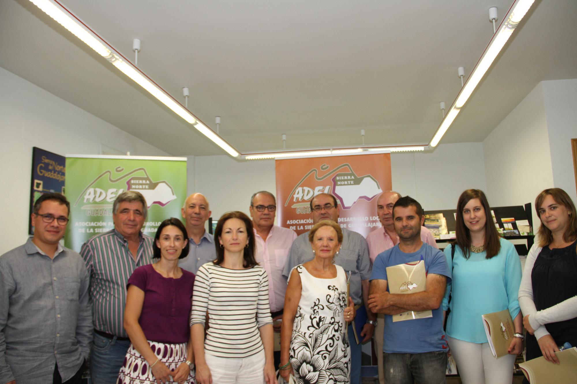 ADEL aprueba ayudas por valor de 400.000 euros para emprendedores de la Sierra Norte