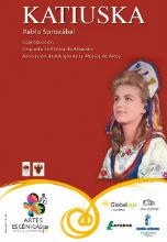 La zarzuela Katiuska se representa este sábado en el Teatro Buero Vallejo