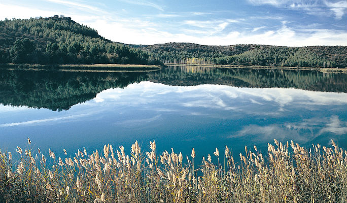 82.000 personas eligen a las Lagunas del Ruidera una de las siete maravillas de España
