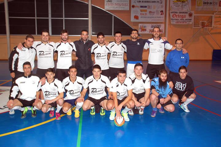 """Fútbol Sala de gran nivel en el III Torneo Navideño """"Los Barrileros"""" de Yunquera de Henares"""