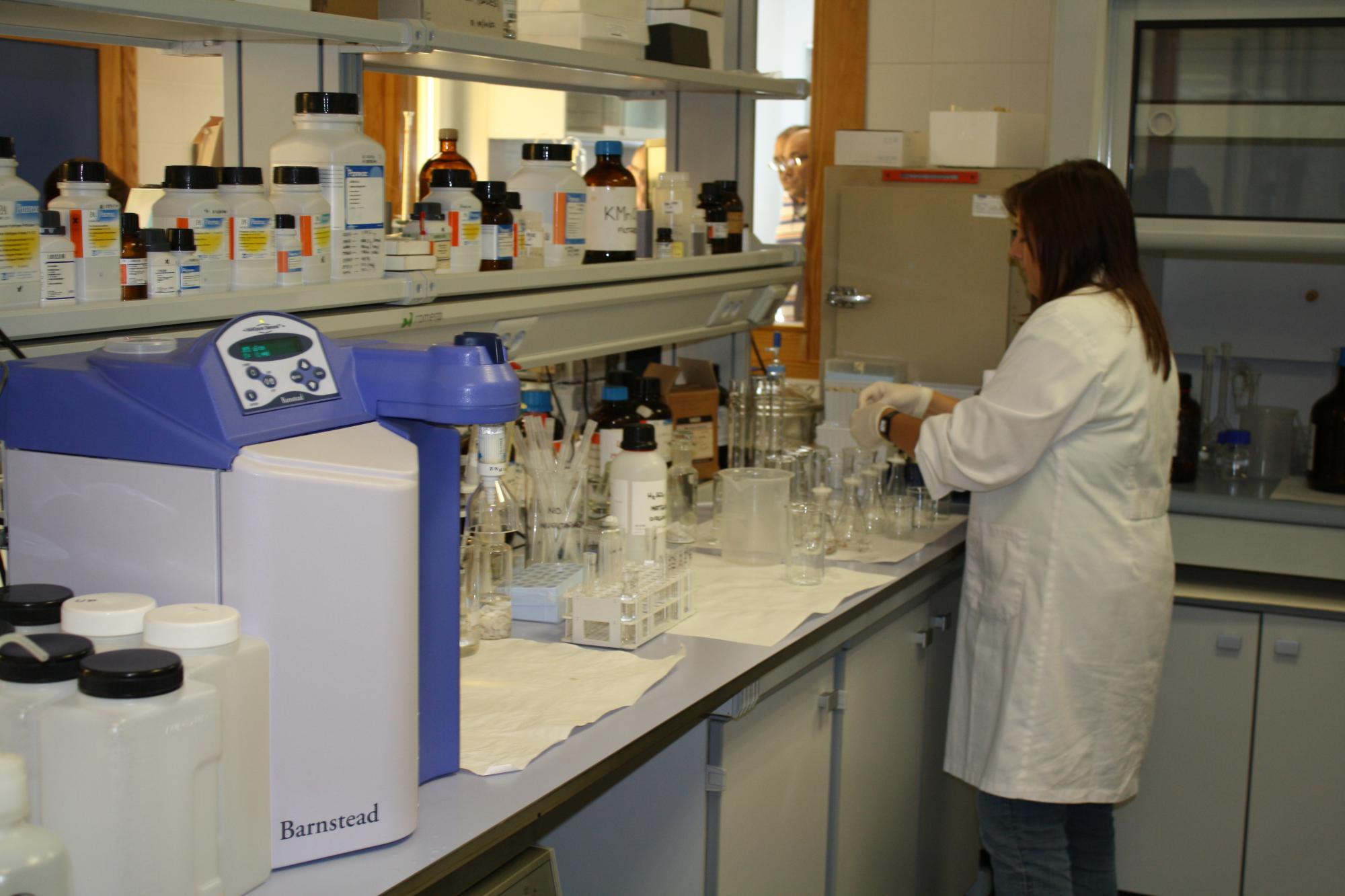 La MAS renueva la certificación de calidad ISO 9001que posee el laboratorio de la ETAP desde diciembre de 2009