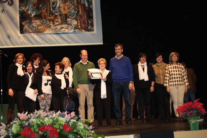 La Ronda de Pareja, primer premio del XXIV Concurso de Villancicos de Guadalajara