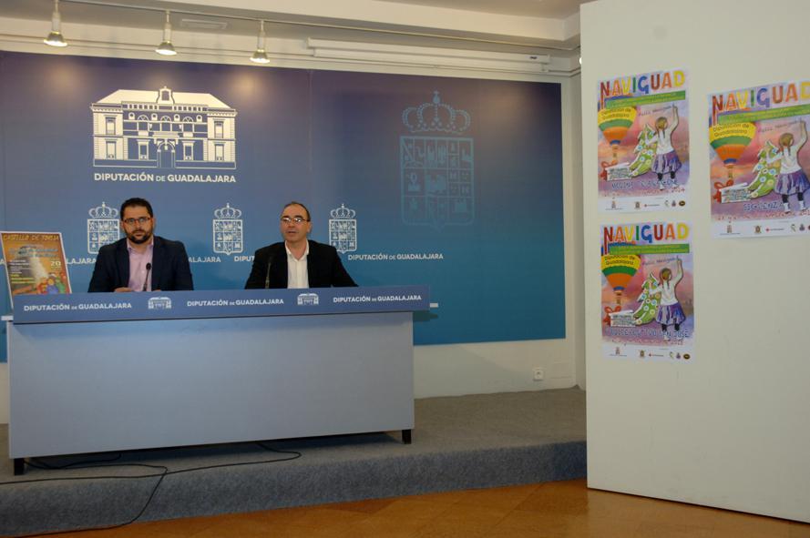 El programa Naviguad de la Diputación propone unir ocio y solidaridad