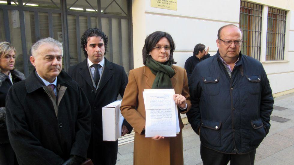 Querella contra dos ex concejales socialistas de Villarrobledo por 6 presuntos delitos