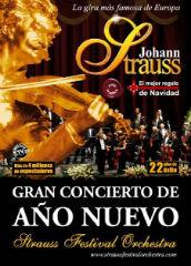 Gran concierto de Año Nuevo este viernes en el Teatro Buero Vallejo