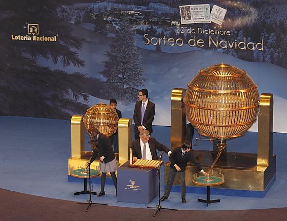 Albacete se queda con parte del Gordo y Cuenca reparte 12 millones de euros