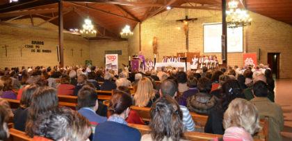 Cáritas Diocesana celebró en Guadalajara su 50 Aniversario