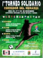 La solidaridad salta al terreno de juego con el I Torneo del Corredor del Henares organizado por el Club de Fútbol Alovera