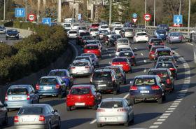 La Dirección General de Tráfico prevé 690.000 desplazamientos por las carreteras de Guadalajara durante estas Navidades