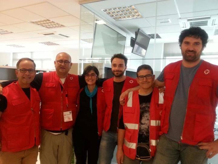 El azudense Pablo Arias partió este miércoles hacia Sierra Leona para construir un nuevo Centro de Tratamiento de Ébola con Cruz Roja Española