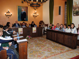 El Consejo de la Infancia apela a la solidaridad de los seguntinos