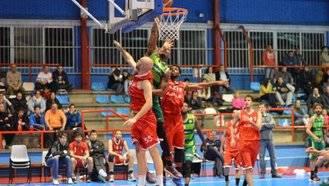 El primer derbi del año se le atraganta al Alza Basket Azuqueca