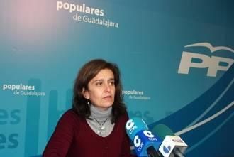 """Ana González: """"Desde el PP seguimos trabajando para dar estabilidad a España y a Castilla-La Mancha"""""""