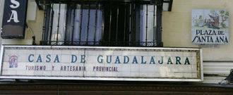 Este martes se toma el acuerdo del cierre definitvo de la Casa de Guadalajara en Madrid