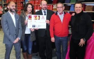 La ganadora de la XIII edición de la campaña Reyes Millonarios ya ha realizado sus compras en los comercios de Guadalajara
