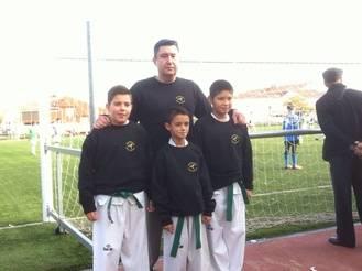 Excelentes resultados para los taekwondistas de Parque Vallejo de Alovera en las dos primeras fases de los campeonatos escolares de Castilla-La Mancha