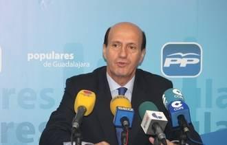 """Juan Pablo Sánchez: """"En tres años de Gobierno del Partido Popular España ha experimentado un gran cambio hacia la prosperidad"""""""
