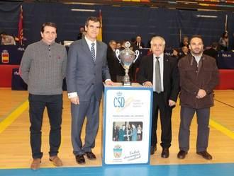 Cuatrocientos karatekas participan en Guadalajara en el XLVI Campeonato de España de Karate Senior y el II Campeonato de España de Karate Adaptado