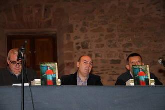 """Sigüenza acogió este sábado la presentación del libro """"Suma de la vida del cardenal Mendoza, de Francisco de Medina y Mendoza"""""""