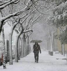 Miércoles frío y lluvioso en Guadalajara que sigue en alerta amarilla por nieve