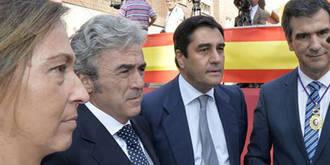 Guarinos, Román, Echániz, Valdenebro y Latre participan activamente en la Convención Nacional del PP
