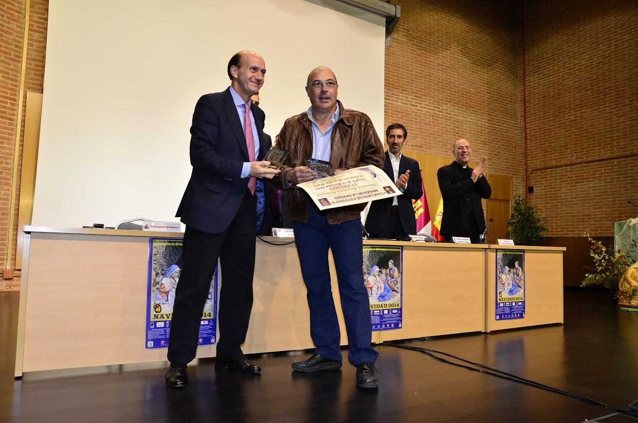 El Ayuntamiento de Trillo se alza con el trofeo Popular al mejor belén de Guadalajara