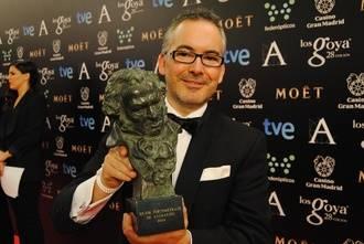 Cine, teatro y títeres se dan la mano este fin de semana en Marchamalo, que recibe al alcarreño ganador de un Goya por partida doble, Pedro Solís