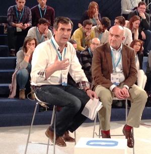 """Antonio Román: """"Las personas son el eje central de las políticas del PP"""""""