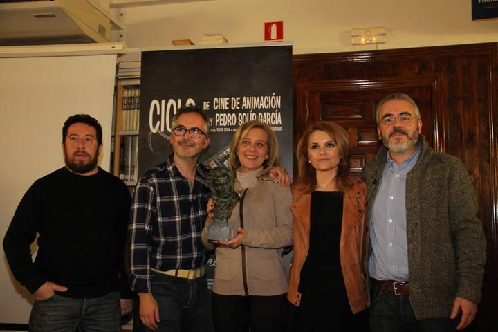"""Pedro Solís presentó """"Cuerdas"""" en Fuentenovilla"""