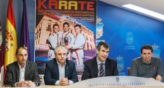 Cerca de 400 deportistas participarán este fin de semana en el Campeonato de España de Kárate