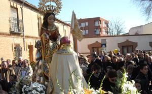 Alovera celebra sus fiestas patronales en honor a la Virgen de la Paz del 18 al 25 de enero