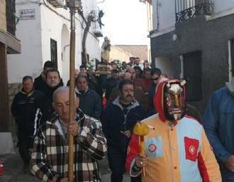 La fiesta de las Candelas inicia el ciclo festivo en Arbancón