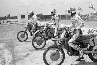 Arranca la temporada 2015 para el Club Motocross Yunquera