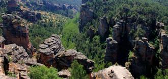 El Geoparque de Molina de Aragón contará con una red de senderos de Gran y Pequeño Recorrido