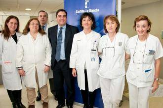 """Echániz: """"El nuevo Hospital de Día de Alergia mejora la atención y el control de los pacientes con esta patología"""""""