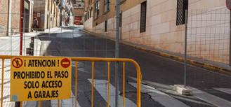 Este jueves se llevará a cabo la operación asfalto en la calle San Juan de Dios