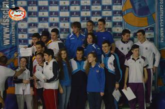 El Alcarreño de Salvamento se proclamó campeón de la clasificación conjunta Juvenil y Junior en Albacete