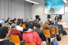 Imagen de archivo de la asamblea anual celebrada el año pasado. Fotografía: Álvaro Díaz Villamil / Ayuntamiento de Azuqueca de Henares