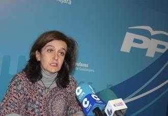 """Ana González: """"La clave de nuestro progreso es la estabilidad que proporcionan los gobiernos de Mariano Rajoy y María Dolores Cospedal"""""""