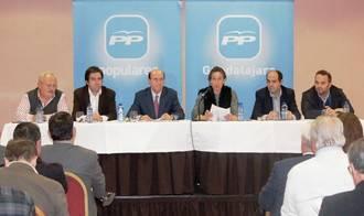 """Guarinos: """"Me siento orgullosa de lo que ha hecho el PP en estos años; España ha sido un país ejemplar en su salida de la crisis"""""""