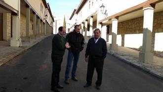 Aprobada una inversión de 150.800 euros para arreglar calles y redes de agua en varios municipios
