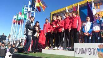 Guadalajara consigue el oro en masculino y Santutxu, plata en femenino, en los Europeos de Cross por Clubes