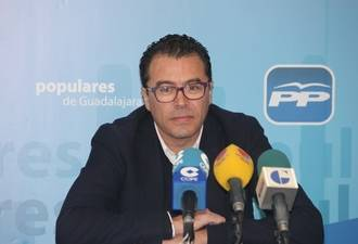 """David Atienza subraya que """"Cospedal fue puesta como ejemplo de buen gobierno en la Convención Nacional"""""""