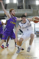 Un CEBA 'bajo mínimos' se reencuentra con la competición en Ávila