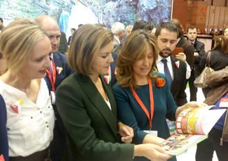 Guarinos resalta en FITUR que la Feria coincide con los mejores datos de turismo de los últimos años
