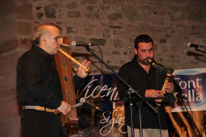 Matta Rouch acercó la música de los Pirineos a la ciudad de Sigüenza