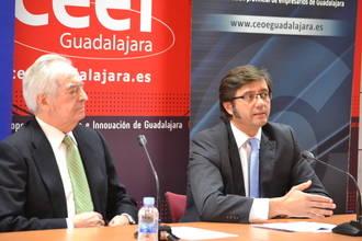 Romaní anuncia en Guadalajara que InverCLM aportó 6,5 millones de euros a la financiación de 45 proyectos empresariales